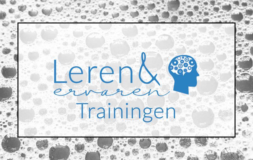 Leren en Ervaren trainingen