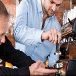 Barista training verzorgt door Rombouts koffie 23-01-2020 15:00u
